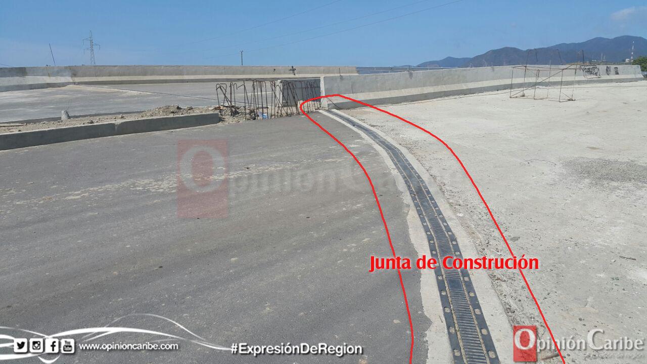 Junta de construcción Puente Lucha