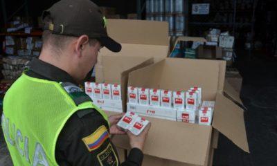 $8 mil millones para combatir contrabando de cigarrillos en el País