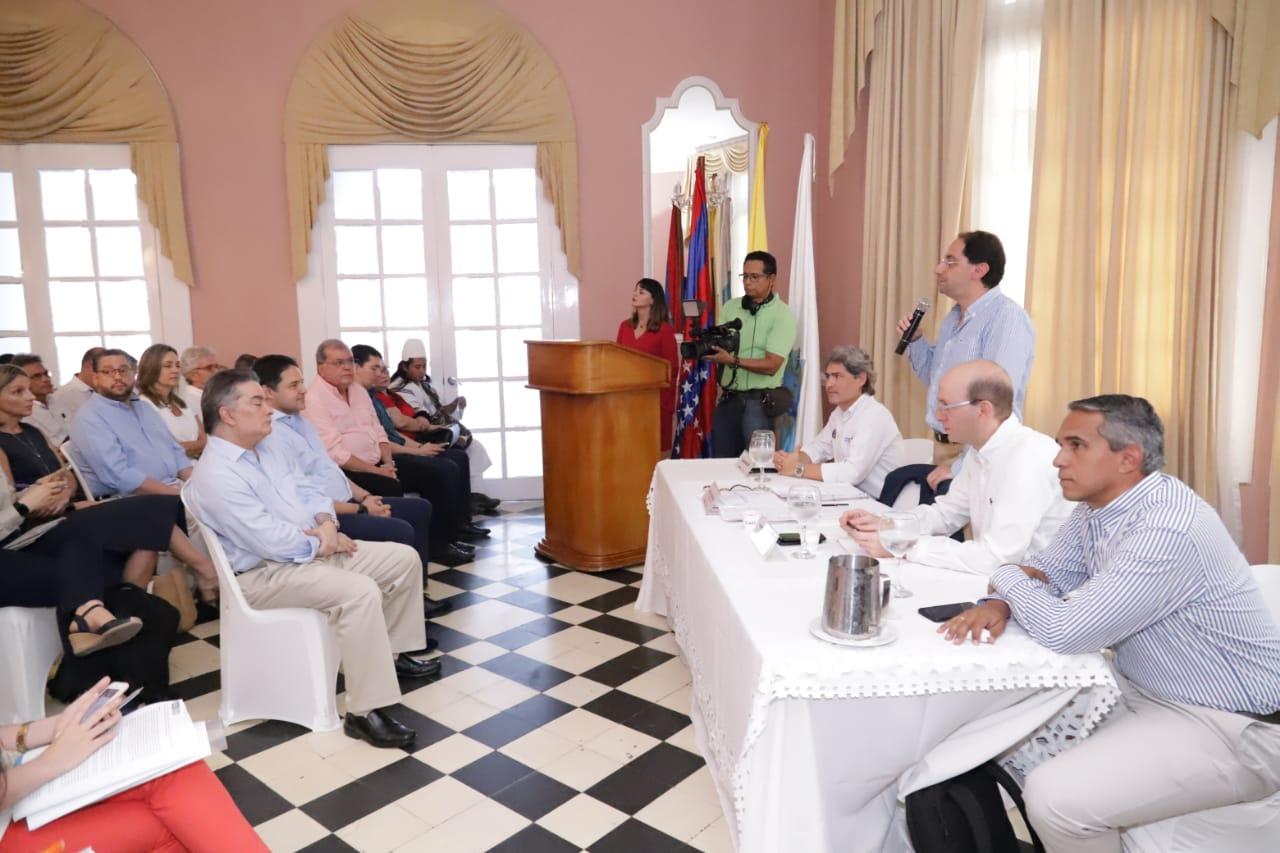 Emprendimiento y economía naranja proyectos a desarrollar en Santa Marta