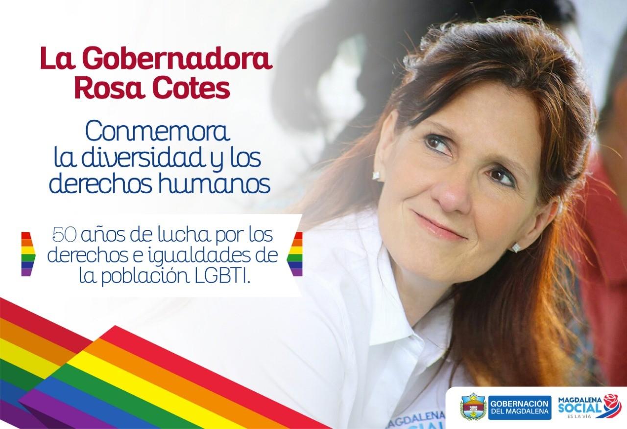 Administración Departamentalconmemora el Día de la Diversidad y los Derechos Humanos