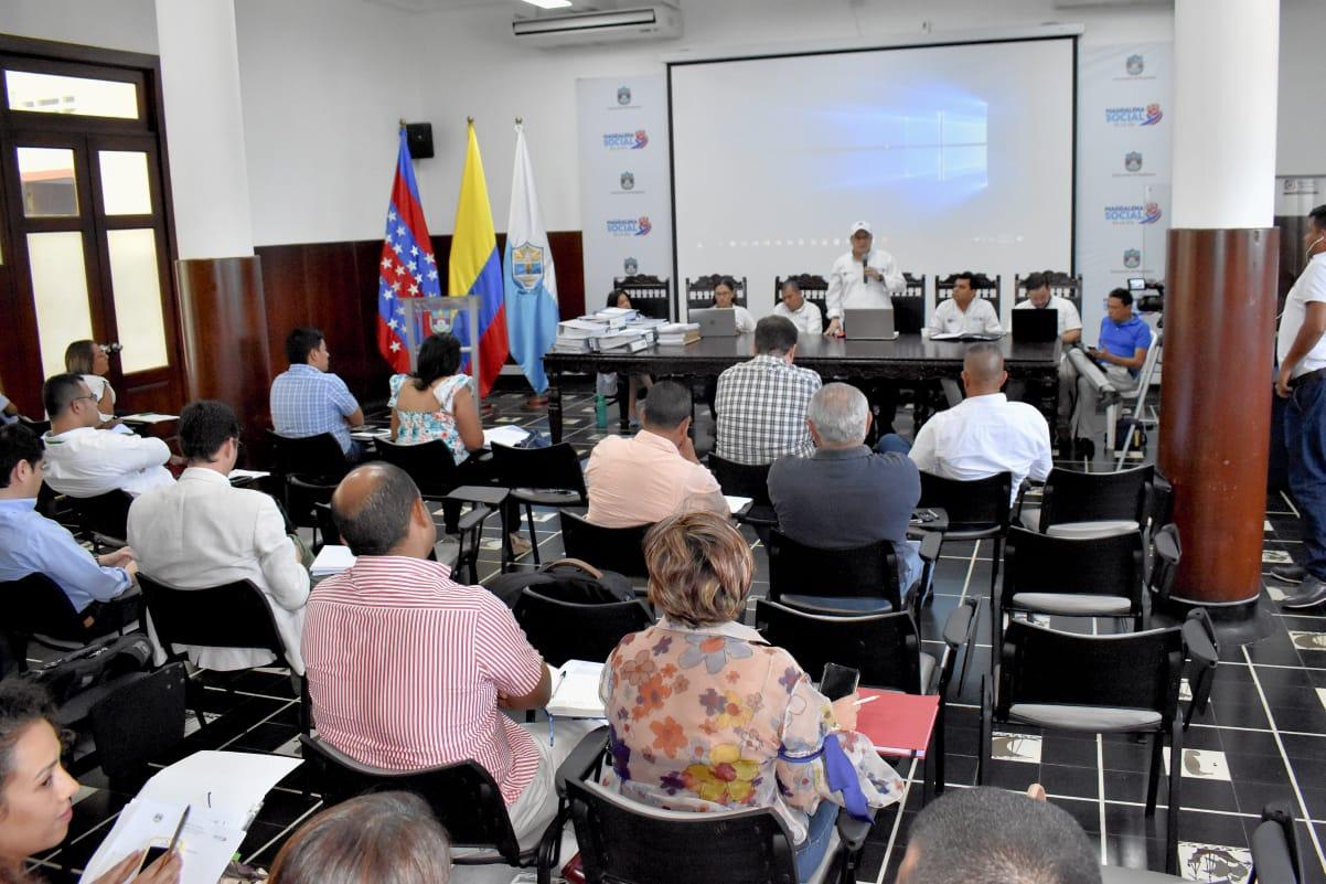 Gobernación del Magdalena adjudicó licitación para ejecutar el PAE