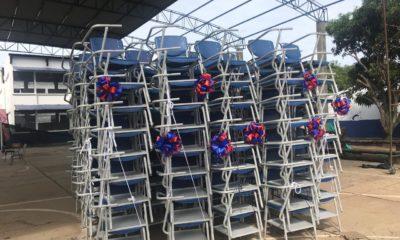 Más de 20 mil estudiantes del Magdalena se benefician con mobiliario escolar