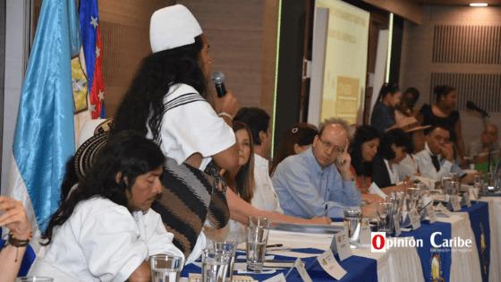 Plan Integral Indígena y situación de la Sierra Nevada de Santa Marta fue reconocido