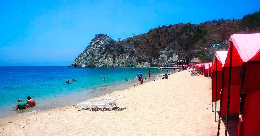Playa Blanca está listo para recibir a los centenares de turistas que llegarán a la ciudad desde el 15 junio