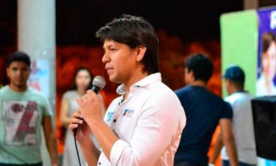 Rubén Jiménez se despide de Centro Democrático