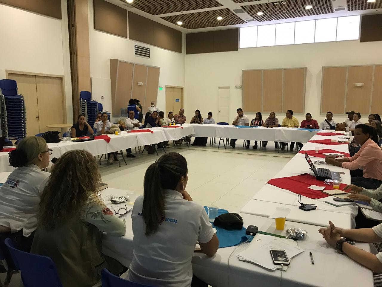 Comités de seguimiento de política pública de victimas en la subregión centro del Magdalena