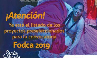 120 proyectos preseleccionados en la convocatoria Fodca