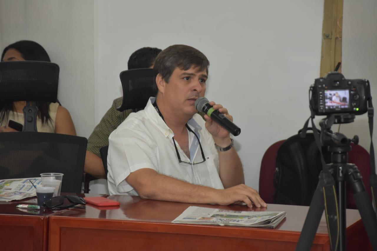 ¿Qué está pasando con las vigencias futuras para el problema del agua en Santa Marta?