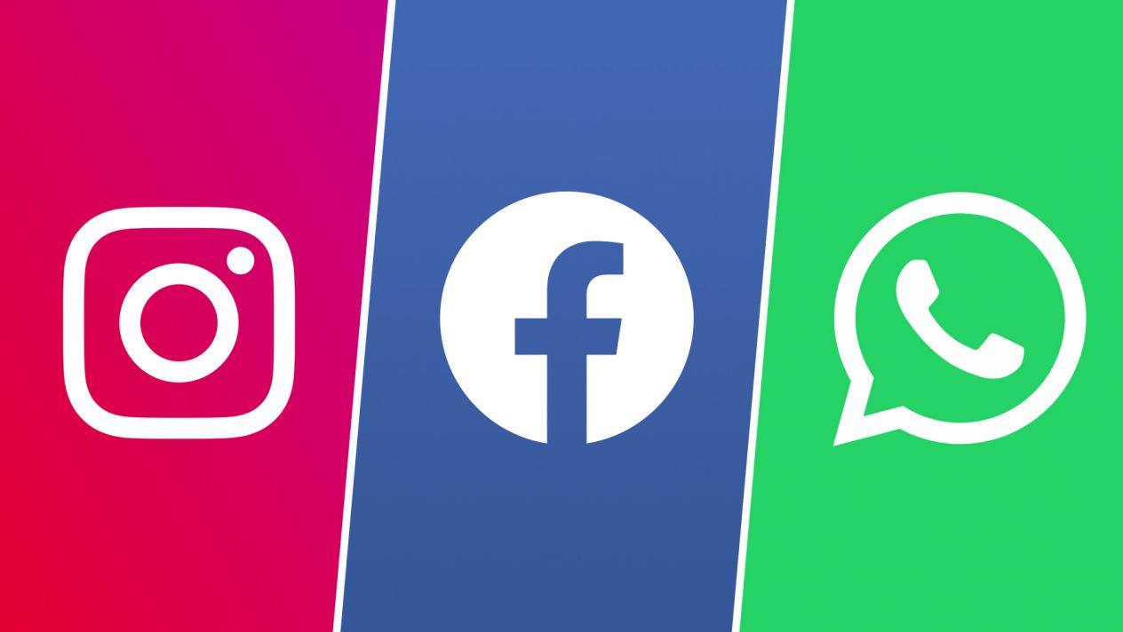 Usuarios reportan problemas en WhatsApp, Instagram y Facebook