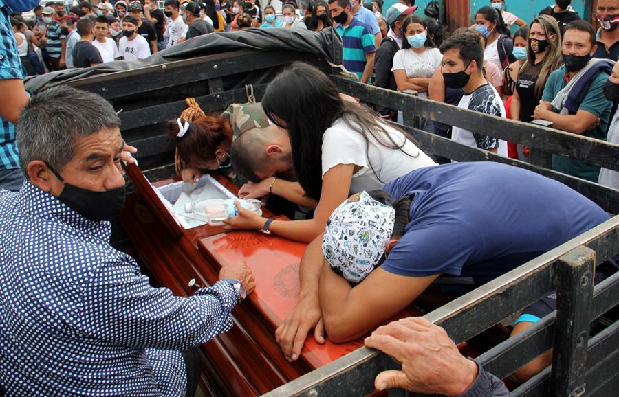 La ONU condena la masacre de jóvenes en Colombia y clama por el cese de la violencia – Opinion Caribe