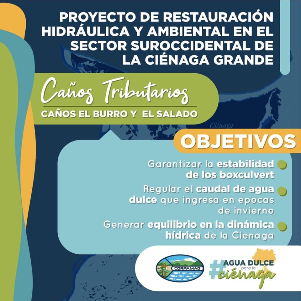 Corpamag iniciará obras de recuperación en el sector suroccidental de la Ciénaga Grand (2)