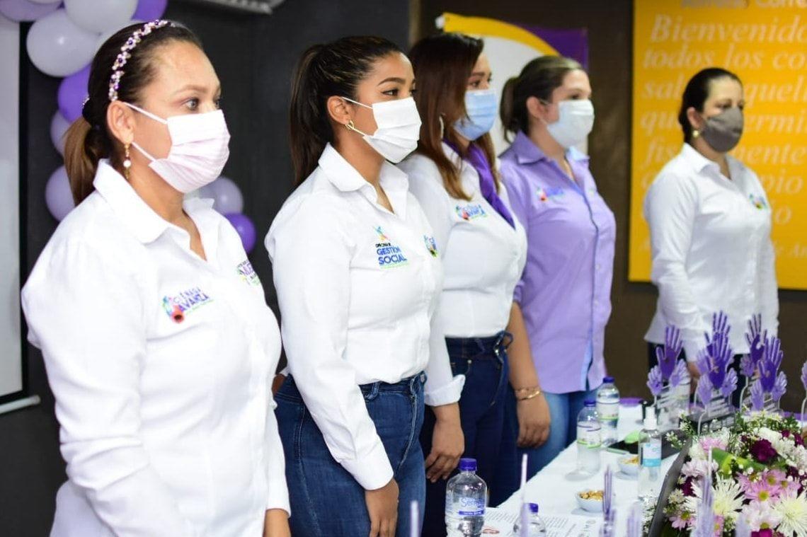 En Ciénaga Realizan evento de conmemoración del Día Internacional contra la Violencia de Géner (3)