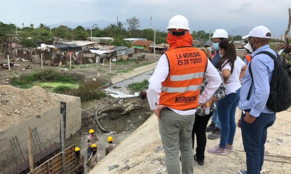 Alcaldía de Ciénaga supervisa obras de construcción – Opinion Caribe