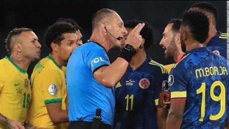 Copa America: Con polémico arbitraje y derrota Colombia clasificó a la siguiente fase – Opinion Caribe